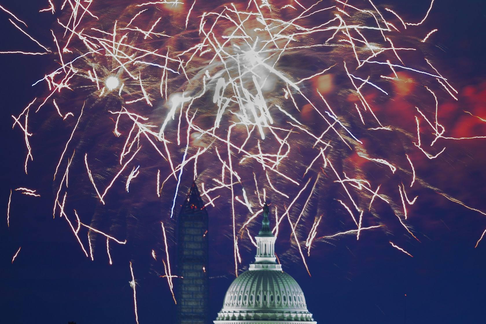 Estados Unidos celebra el Día de la Independencia