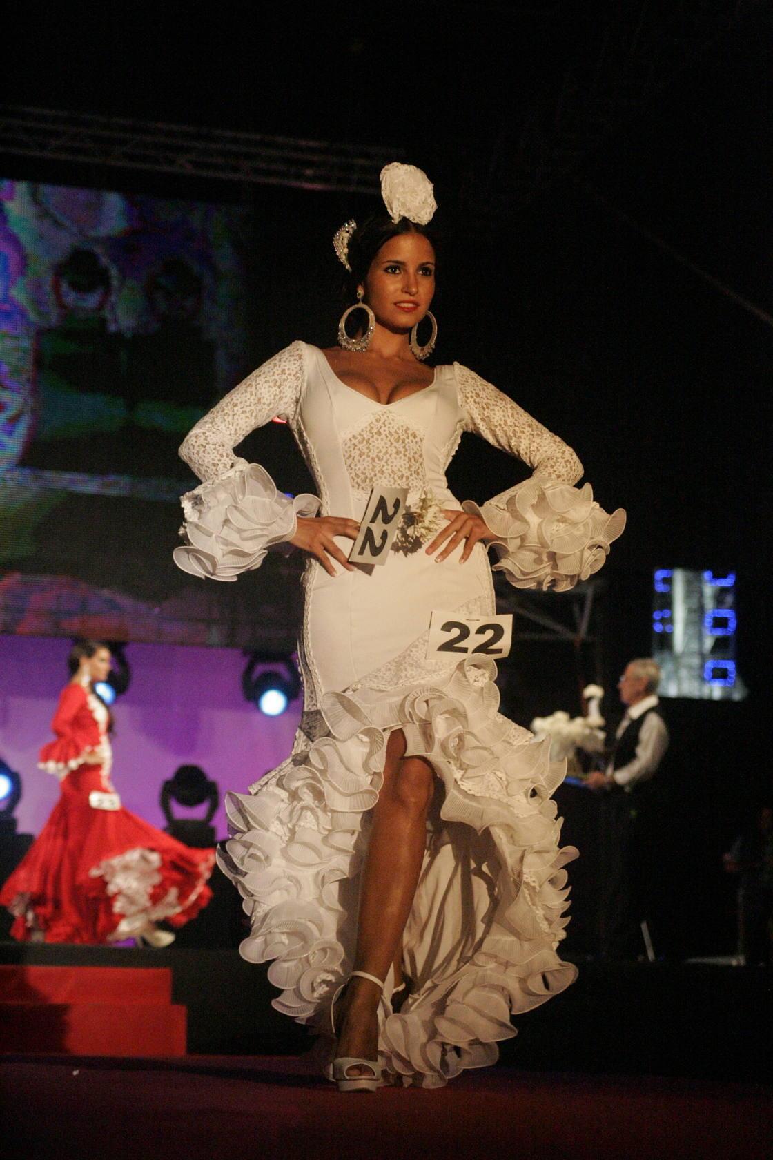 Gala de elección de la reina y el mister de la Feria de Málaga 2012
