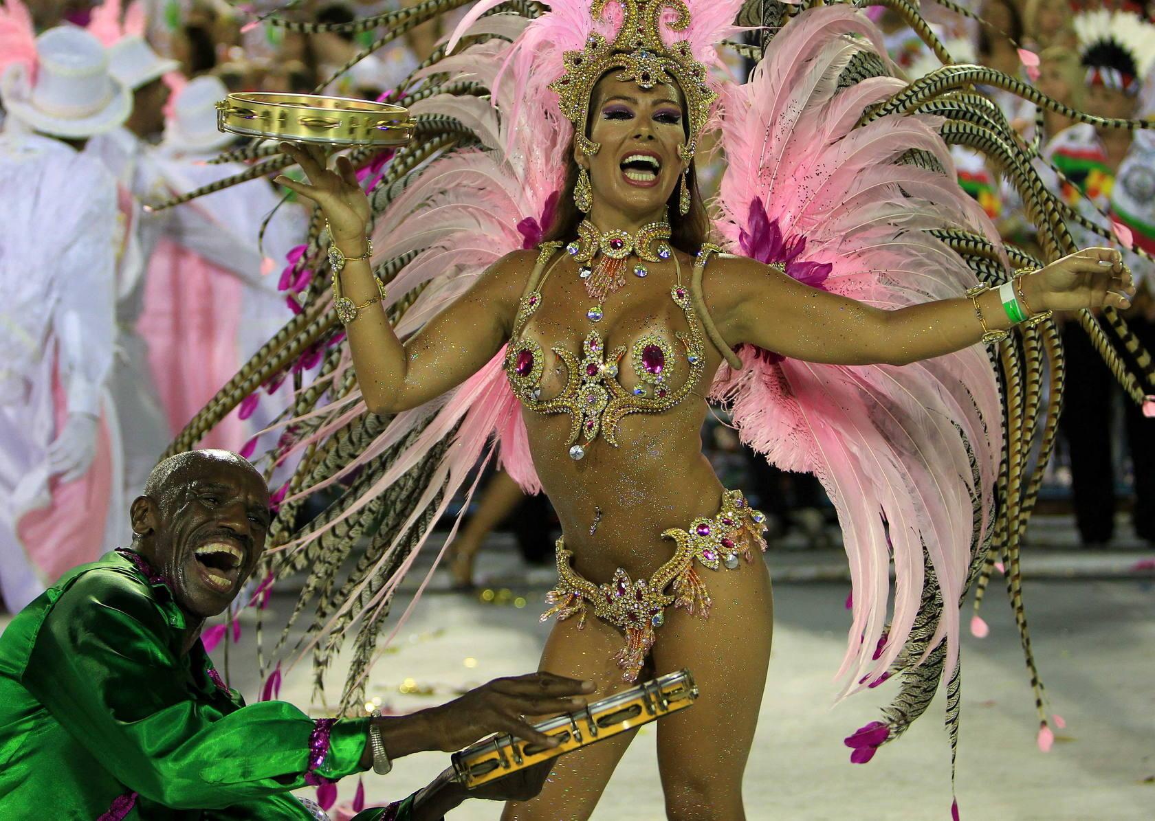 mejores cuerpos (garotas) del Carnaval de Brasil - DiarioSur.es. Foto