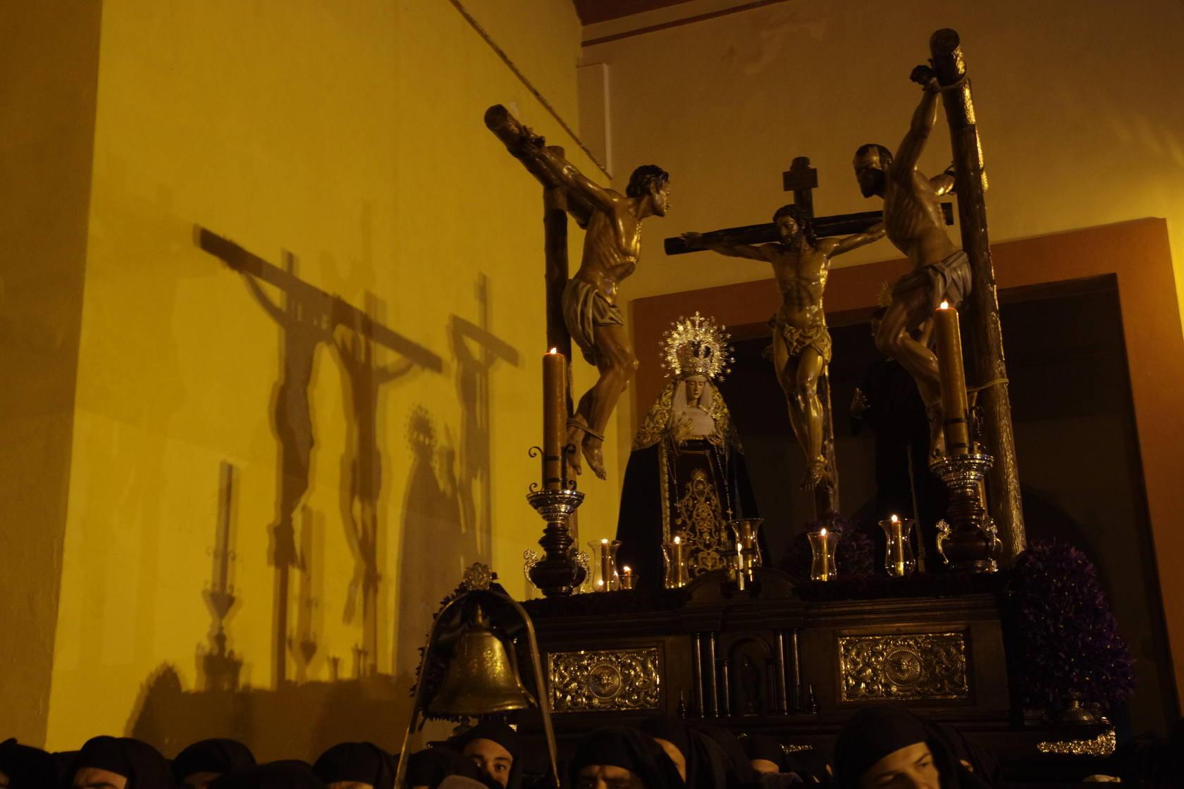 Las mejores imágenes del Lunes Santo en Málaga