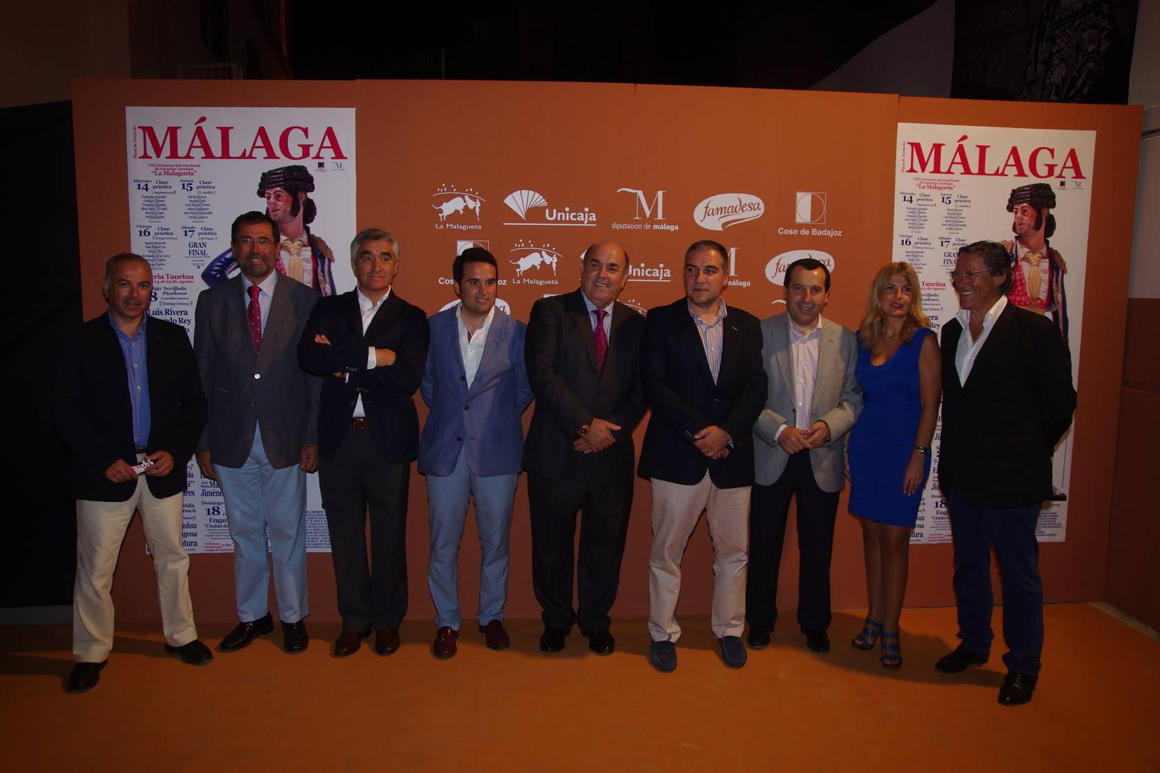 Las mejores imágenes de la semana en Málaga (8-12 de julio)