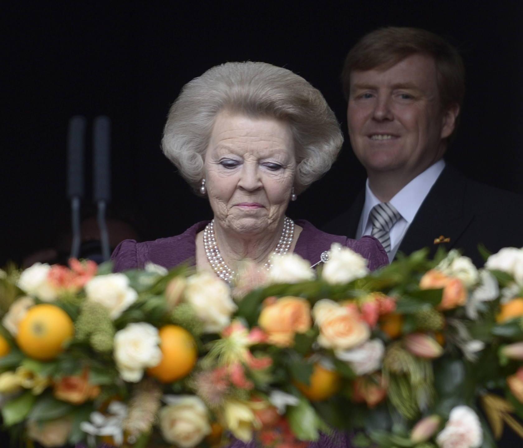 Holanda corona a un nuevo Rey