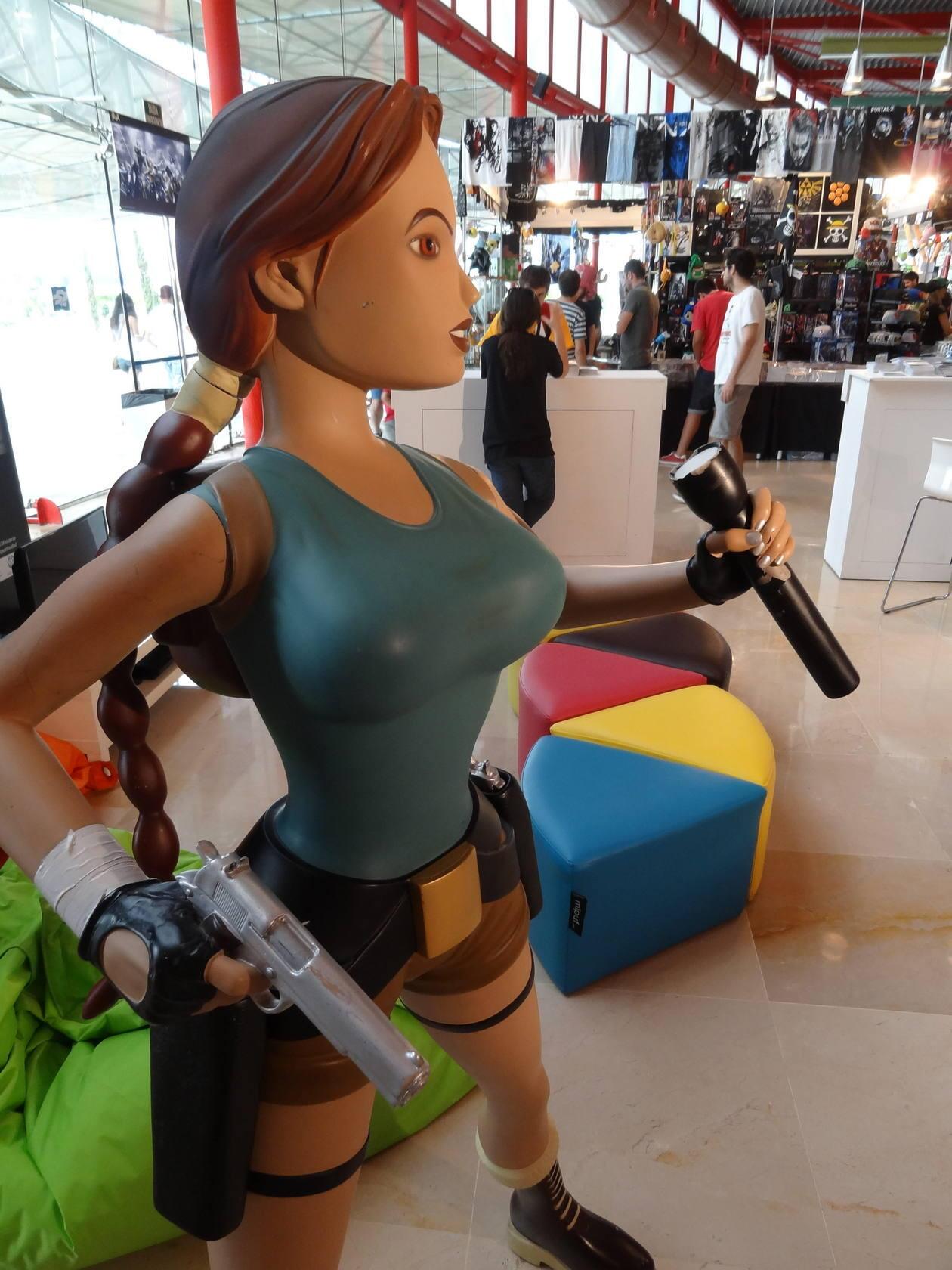 Comienza el festival de videojuegos Gamepolis en el Palacio de Ferias y Congresos de Málaga