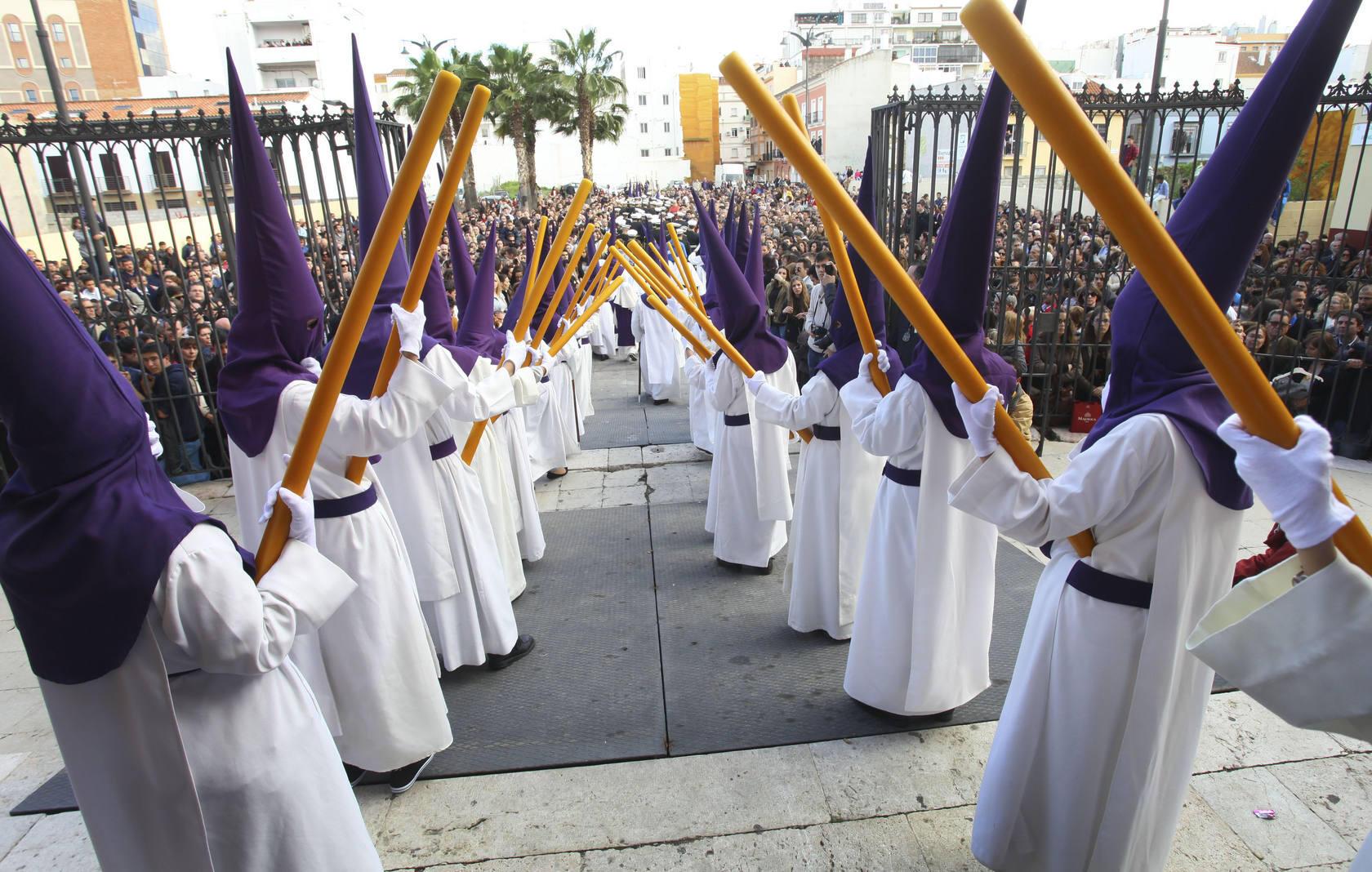 Las mejores imágenes del Domingo de Ramos
