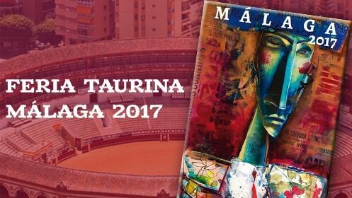 Entrada para la Feria Taurina de Málaga 2017