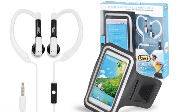 Pack Deportivo Trevi para Smartphone por 12.99€