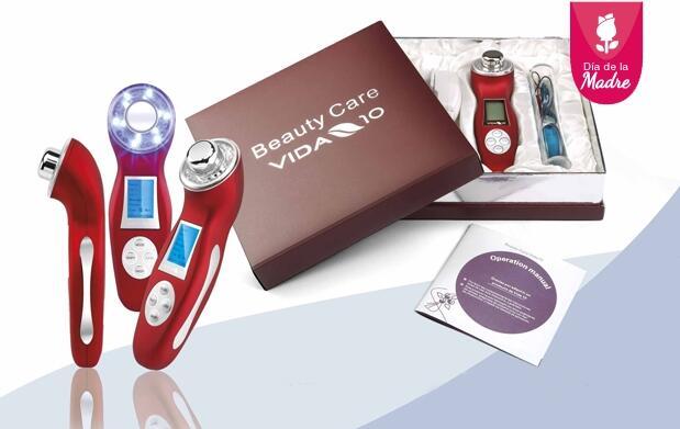 Sistema reductor de celulitis y cuidado personal 5 en 1 por 84,90