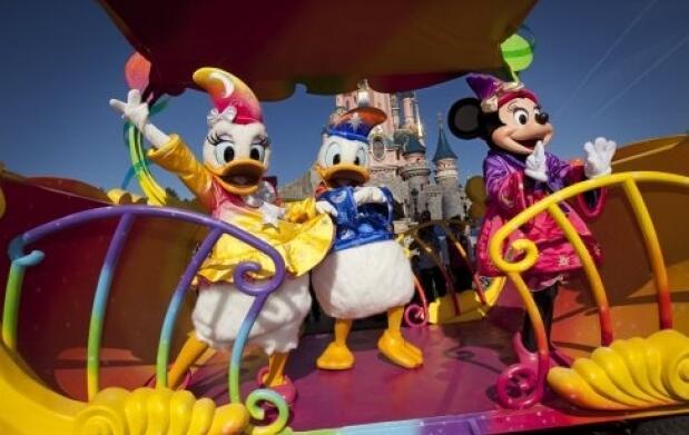 Navidades para 2 o más en Disneyland París