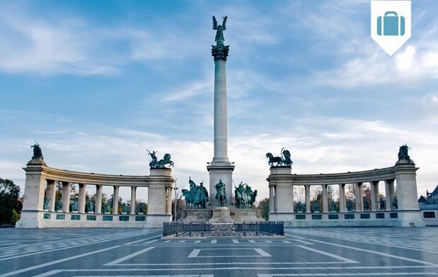 Hotel 4* en Budapest 4 días