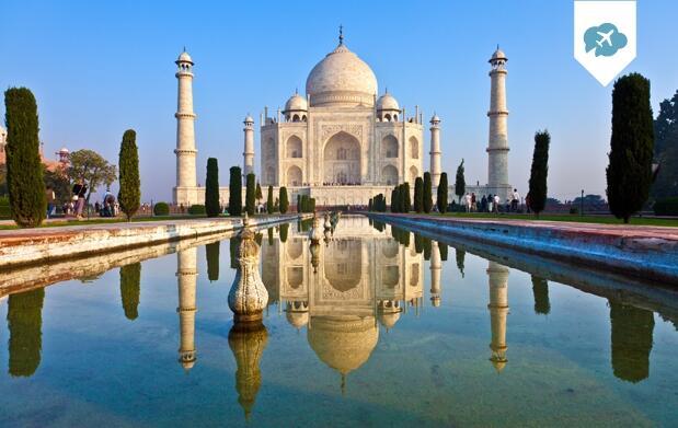 Descubre la India por 779€