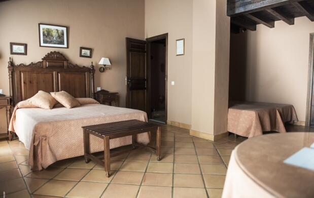 Hotel La Casa Grande del Burgo: 1 ó 2 noches en AD + Caminito del Rey