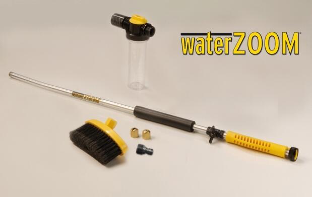 Pistola de agua a presión Water Zoom