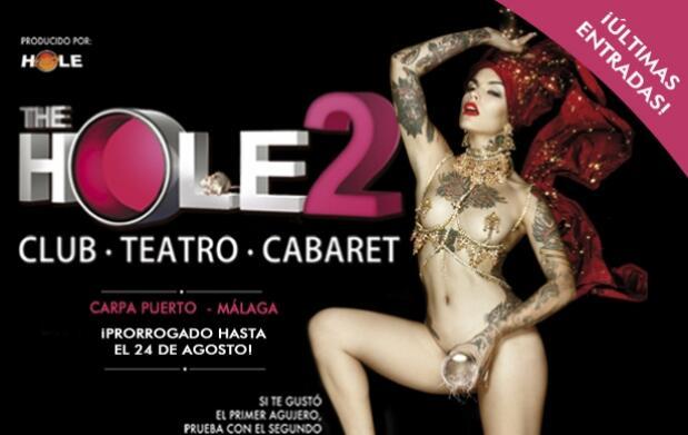 Últimas entradas para The Hole 2: Domingo 24 a las 19.00h
