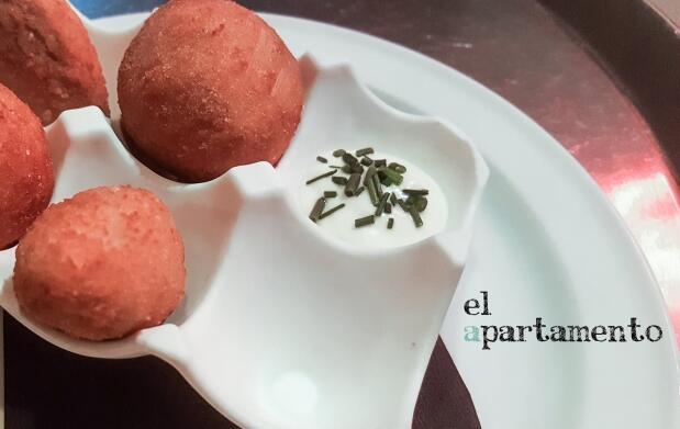 Menú gourmet en El Apartamento Gastrobar