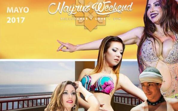 Entradas para las galas de Nayruz Weekend