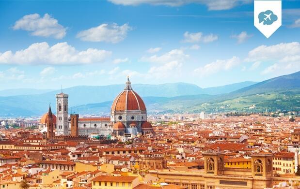 Roma + Florencia 6 días, Hotel 3* ó 4*