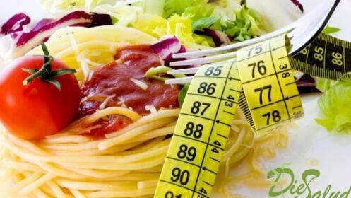 Pierde peso: tu dieta personalizada en Diesalud