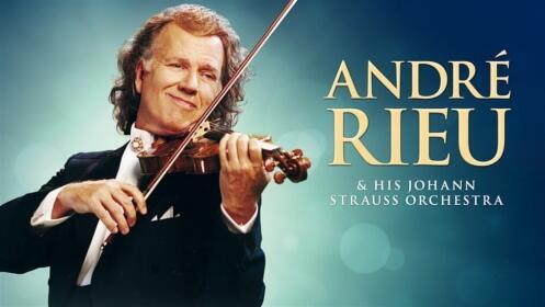 2 invitaciones para el concierto André Rieu + picoteo sibarita en Madame Suzanne