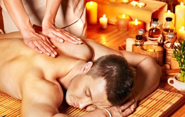 Sesión de spa con masaje: Tu momento