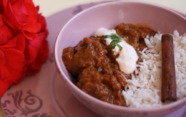 Disfruta de un exótico menú hindú