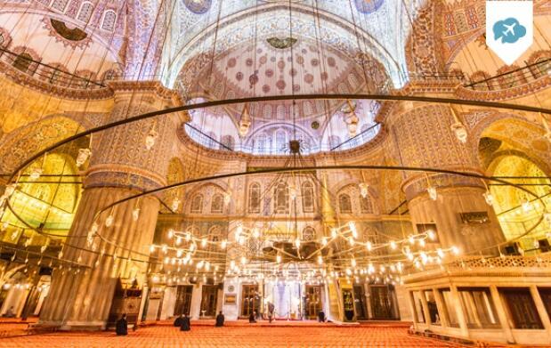 Descubre Estambul y Capadocia