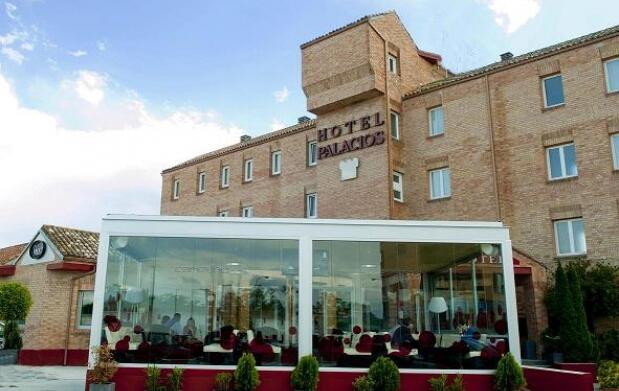 Noche para 2 + Visita a Bodega en Rioja Baja