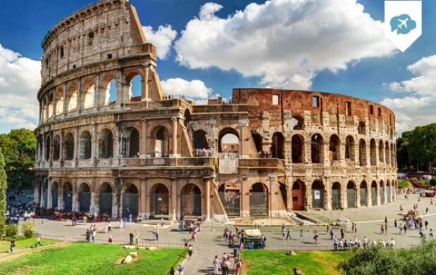Vuelo más Hotel a Roma