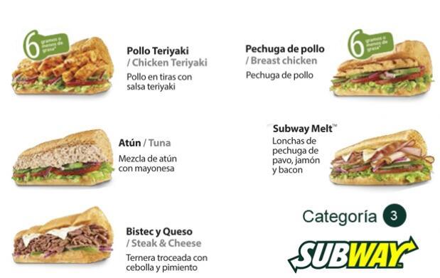Subway ya está en Málaga!... ¡Descúbrelo!