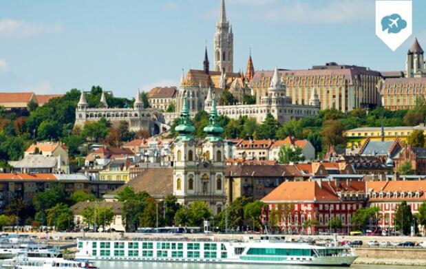 Escapada 5 días a Budapest