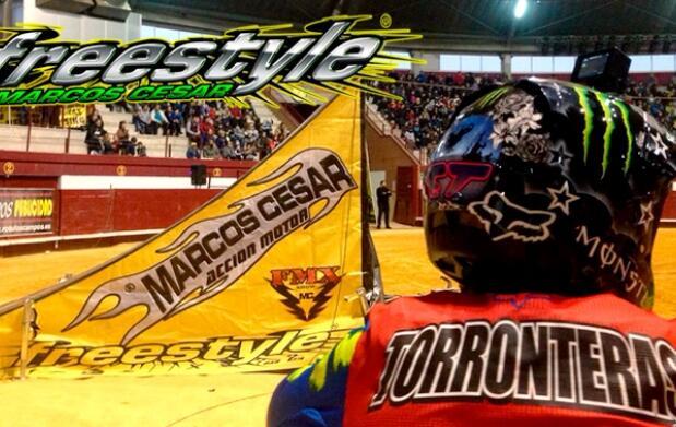 Freestyle Motor Show Marcos César