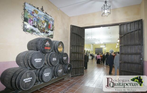 Visita, cata y aperitivos en Quitapenas