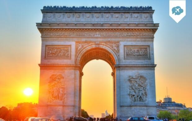 Paris la ciudad Romántica a tu alcance