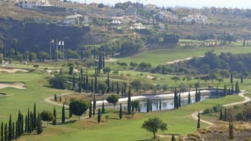 Participa en la final del Trofeo Costa del Golf