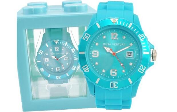 Reloj Musa Ventura made with Swarovski Elements por 19.99€