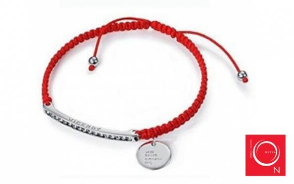 Pulsera Viceroy de plata Uno entre cien mil para el Día de la Madre