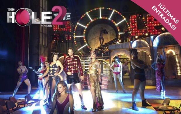 Últimas entradas para The Hole 2: Domingo 24 a las 22.30h