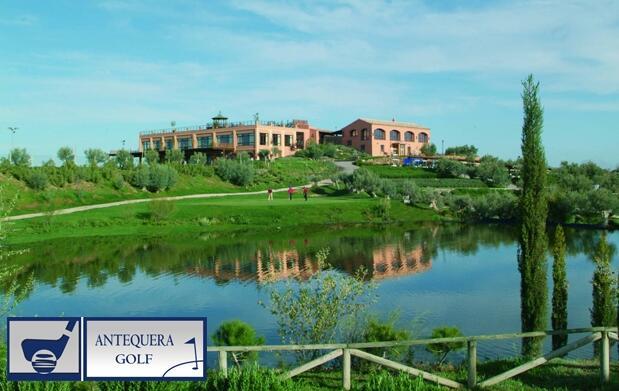 Green fee en Antequera Golf, ¡18 hoyos!