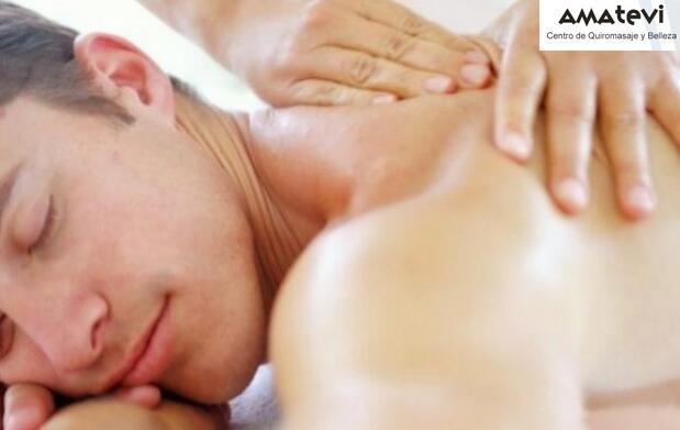 Disfruta este pack de masajes anti-estrés