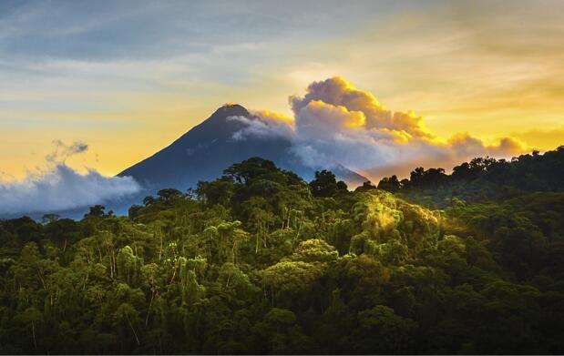 Costa Rica: 13 días/12 noches + vuelos