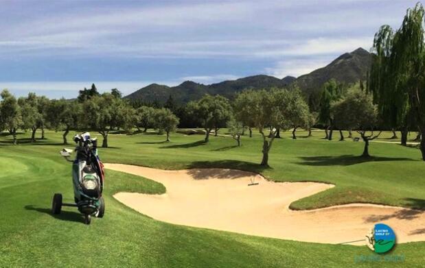 Bautismo de golf o curso de iniciación para una o dos personas