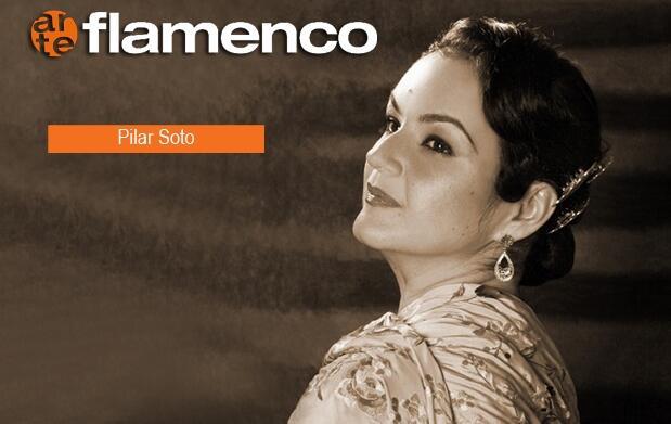'Pincelá' de Pilar Soto en la Bienal de Flamenco