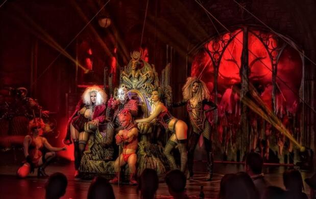 Nuevas Fechas para Cabaret Maldito de Circo de los Horrores