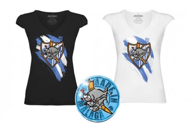 ¡Consigue tu camiseta de Pescailla!