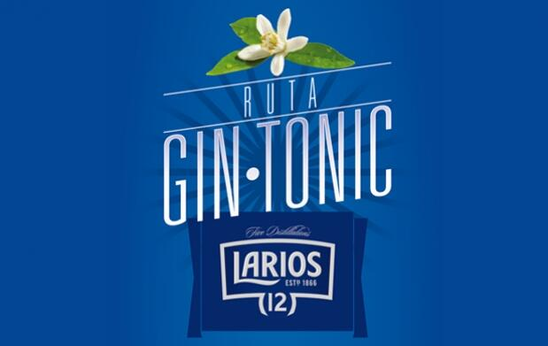 Ruta Gin Tonic Larios 12 en Cha Chá Café: 2 Gin Tonics por 6 €