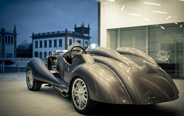 Entrada para el Museo Automovilístico