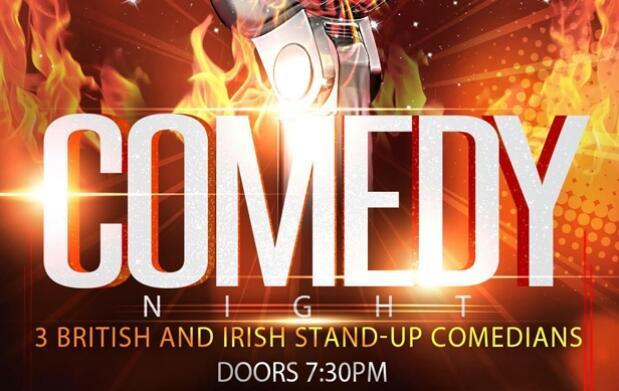 Costa Comedy Clubs - Stand Up comedy night