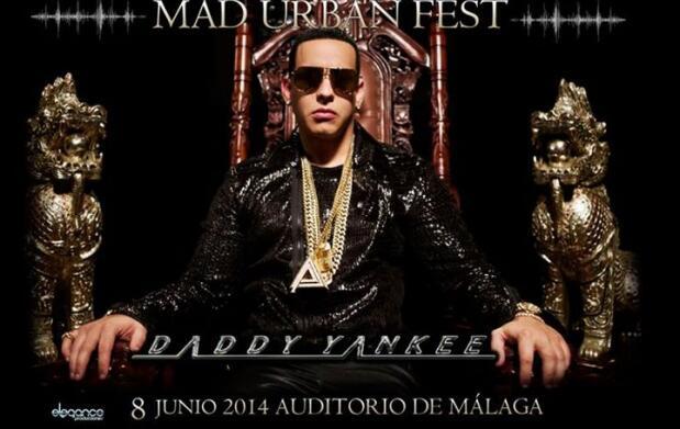 Últimas entradas para Daddy Yankee
