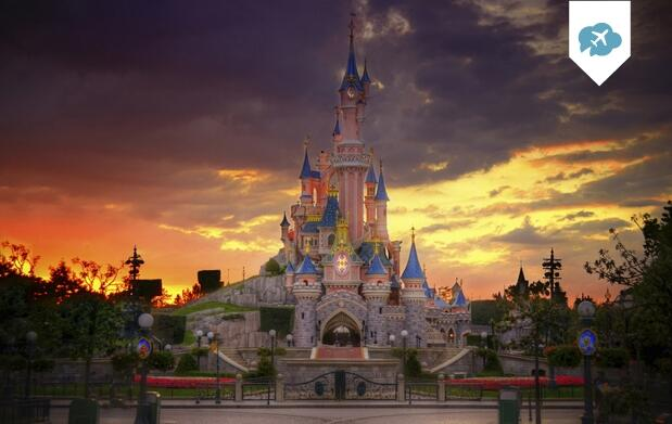 Disfruta de Disneyland y París