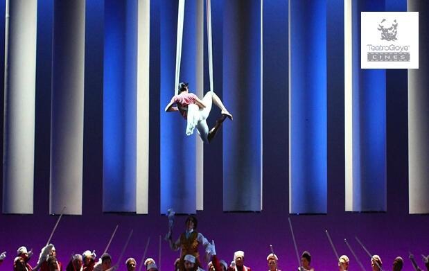 Entradas para espectáculos en diferido en Cines Teatro Goya