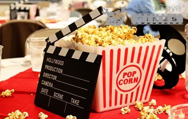 Entrada de cine a cualquier película más 3 horas de parking gratuito